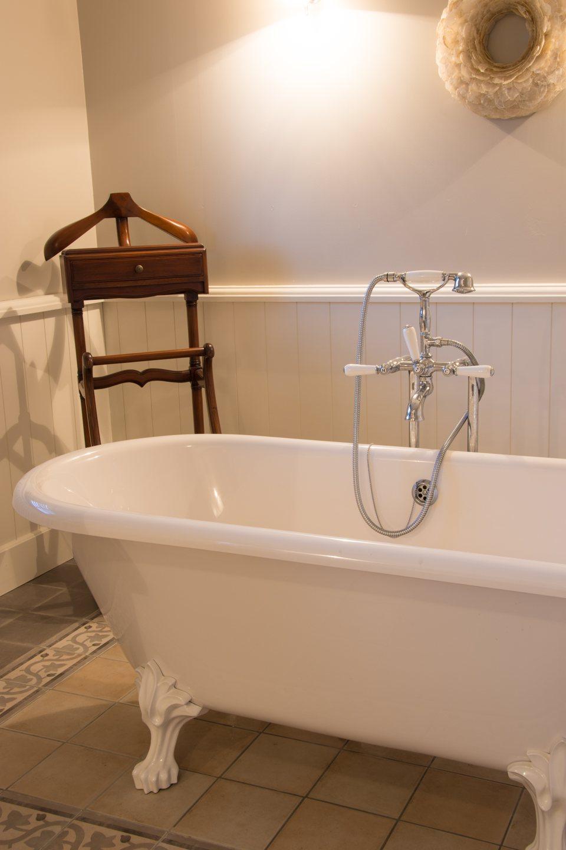 Hof der Heerlijckheid - badkamer 2 bad detail