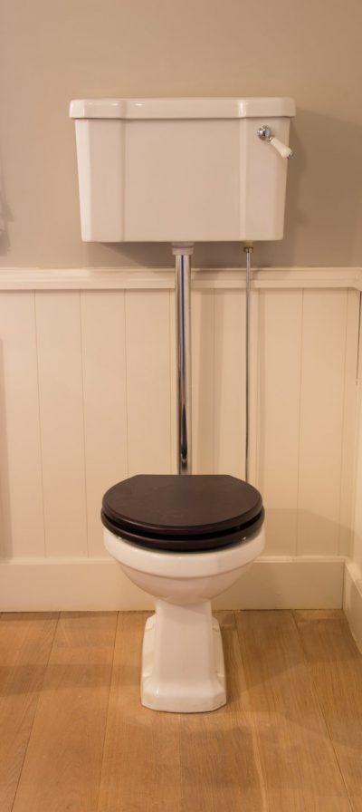 Hof der Heerlijckheid - badkamer 2 toilet