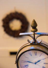 Hof der Heerlijckheid - hal klok