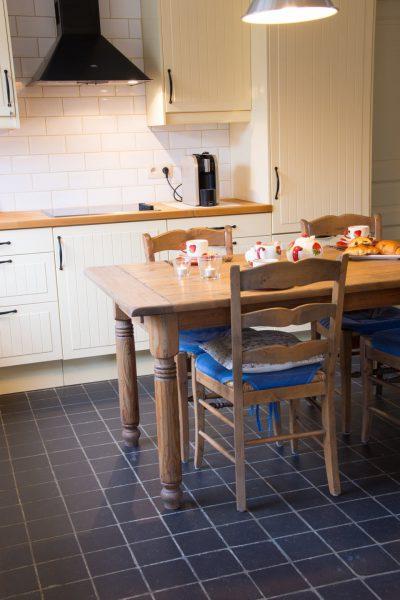 Hof der Heerlijckheid - keuken afzuigkap