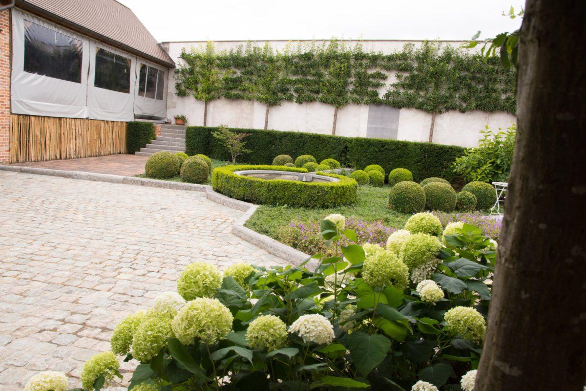 Hof der Heerlijckheid - outdoor binnenkoer 1