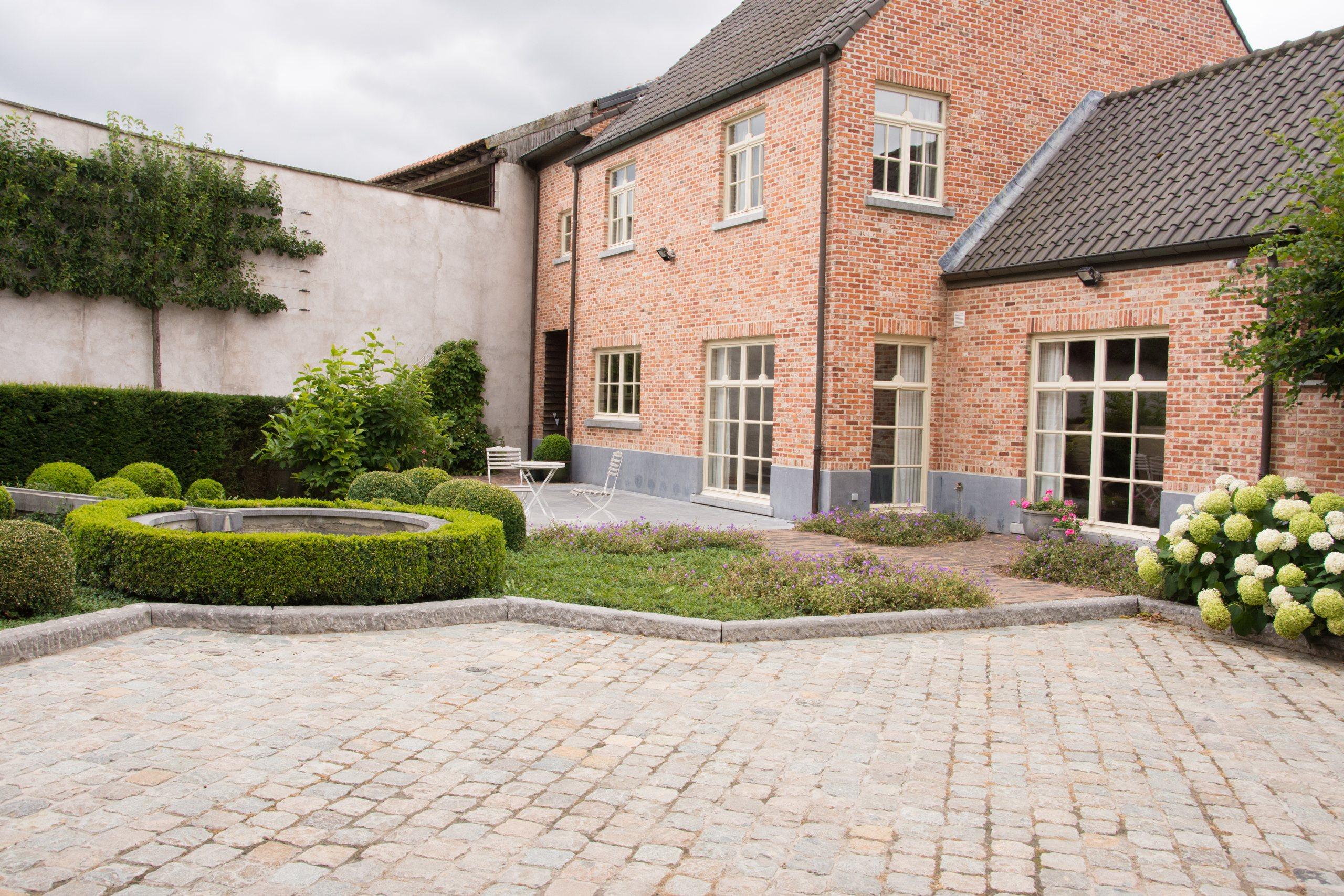 Hof der Heerlijckheid - outdoor binnenkoer 4