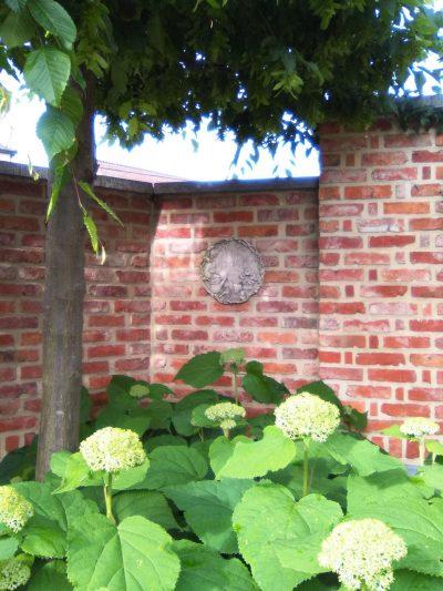 Hof der Heerlijckheid - outdoor geveldecoratie met planten