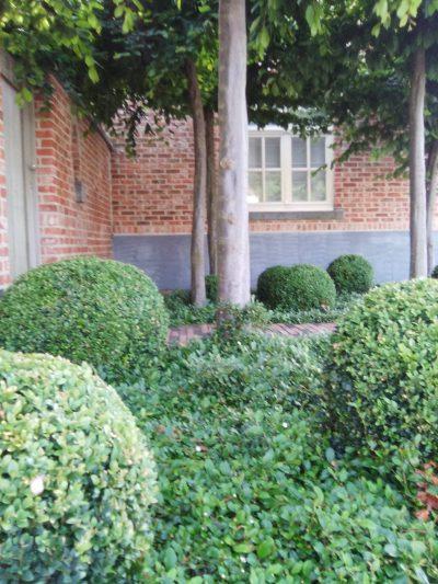 Hof der Heerlijckheid - outdoor tuinpoort buiten