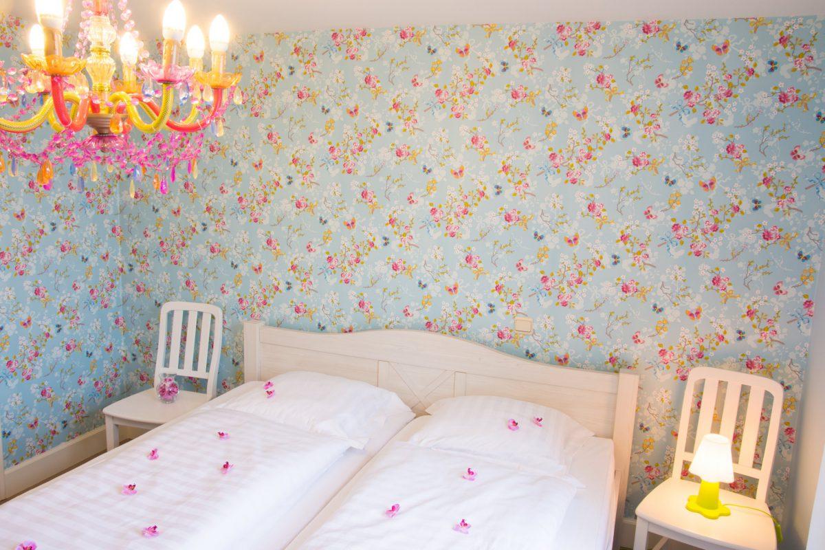 Hof der Heerlijckheid - slaapkamer 1 dubbelbed