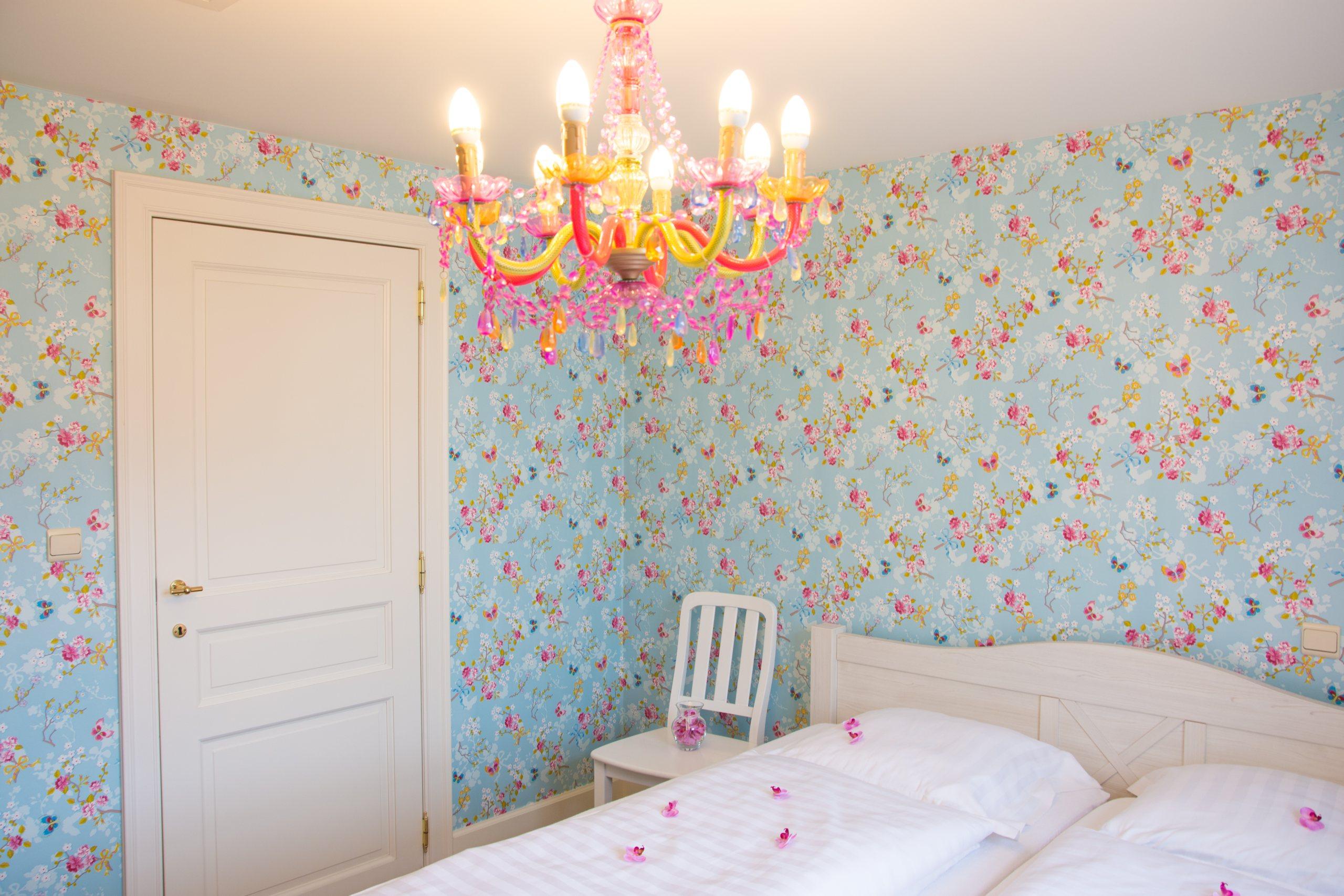 Hof der Heerlijckheid - slaapkamer 1