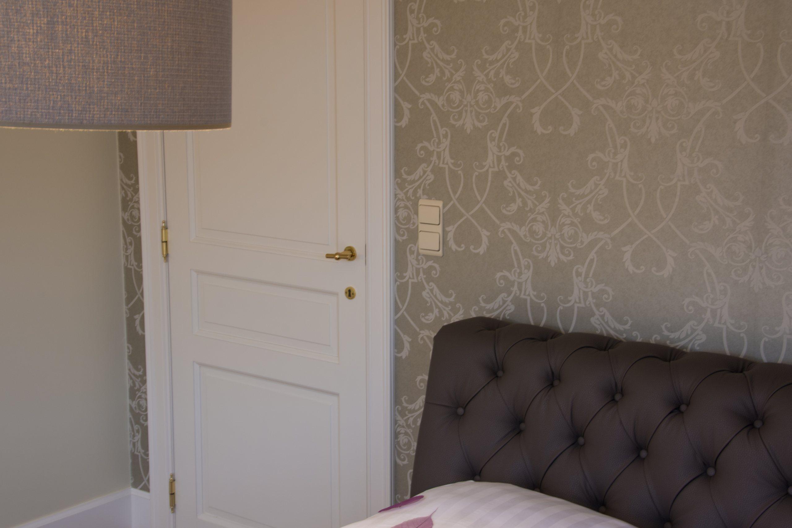 Hof der Heerlijckheid - slaapkamer 3 deur