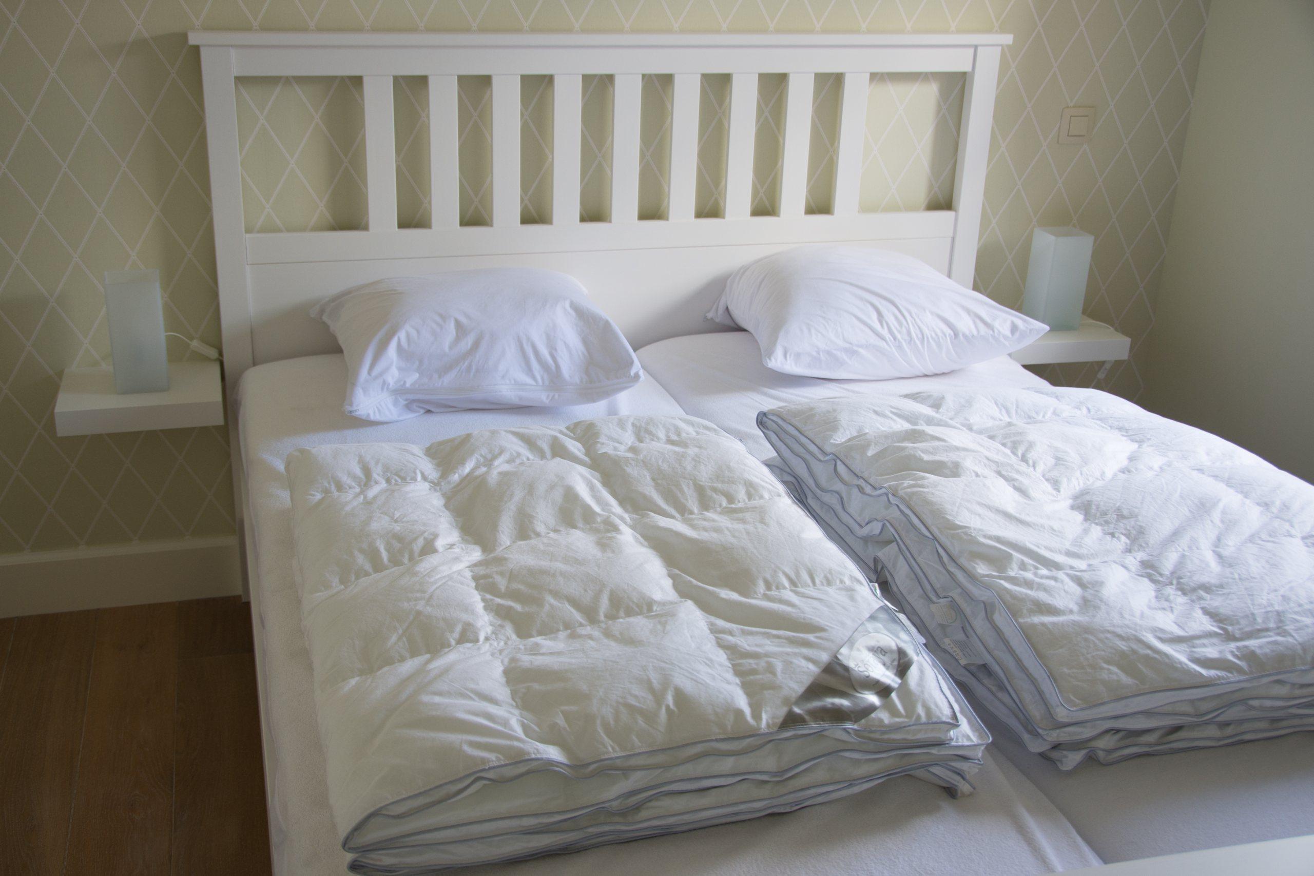 Hof der Heerlijckheid - slaapkamer 4 bed